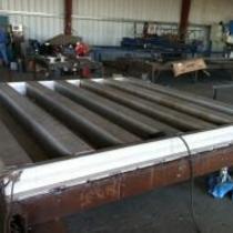 Custom Fabrication - COX Industrial Engineering, Fabrication